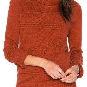 Diane Von Furstenberg Size:M Wool-Cashmere Orange